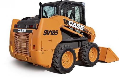2014 Case Sv185 Skid Steer Nm Equipment Rental 187 Nm